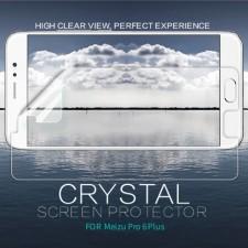 Nillkin Crystal | Прозрачная защитная пленка для Meizu Pro 6 Plus