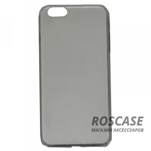 TPU чехол Ultrathin Series 0,33mm для Apple iPhone 6/6s (4.7) (Серый (прозрачный))Описание:бренд:&amp;nbsp;Epik;совместим с Apple iPhone 6/6s (4.7);материал: термополиуретан;тип: накладка.&amp;nbsp;Особенности:ультратонкий дизайн - 0,33 мм;прозрачный;эластичный и гибкий;надежно фиксируется;все функциональные вырезы в наличии.<br><br>Тип: Чехол<br>Бренд: Epik<br>Материал: TPU