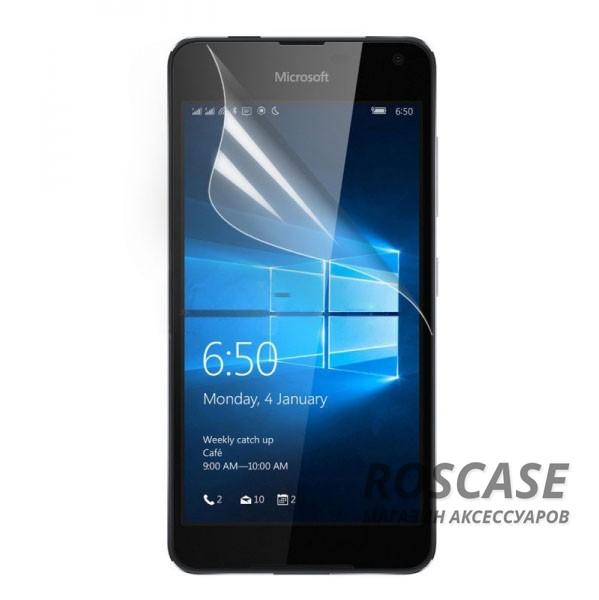 Защитная пленка VMAX для Microsoft Lumia 650Описание:производитель:&amp;nbsp;VMAX;для Microsoft Lumia 650;материал: полимер;тип: пленка.&amp;nbsp;Особенности:идеально подходит по размеру;не оставляет следов на дисплее;проводит тепло;не желтеет;защищает от царапин.<br><br>Тип: Защитная пленка<br>Бренд: Vmax