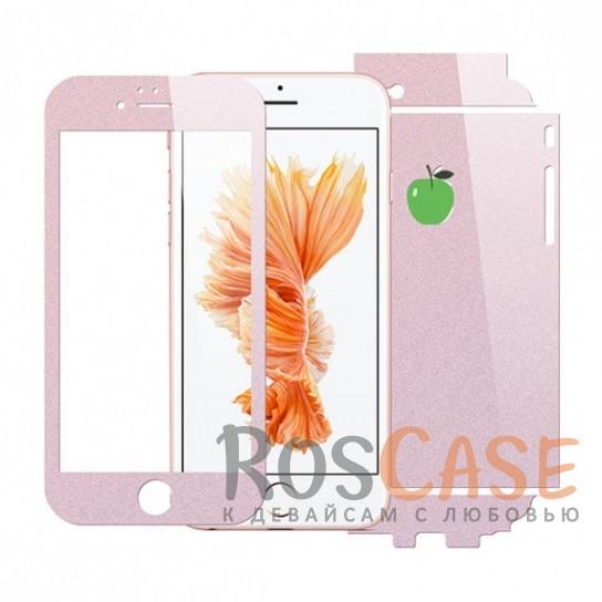 фото бронированная полиуретановая пленка (на обе стороны) для Apple iPhone 6/6s (4.7