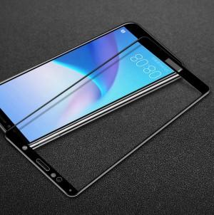 Artis 2.5D | Цветное защитное стекло на весь экран  для Huawei Y6 Prime 2018