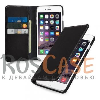 Кожаный чехол (книжка) TETDED Gerzat series для Apple iPhone 7 (4.7) (Черный / Prestige Black)Описание:производитель  - &amp;nbsp;Tetded;совместимость - Apple iPhone 7 (4.7);материал  -  натуральная кожа;тип  -  чехол-книжка.&amp;nbsp;Особенности:имеет все функциональные вырезы;легко устанавливается и снимается;тонкий дизайн не увеличивает габариты;защищает от механических воздействий;на нем не видны потожировые следы от пальцев.<br><br>Тип: Чехол<br>Бренд: TETDED<br>Материал: Натуральная кожа