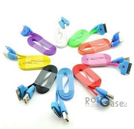 Дата кабель (светящийся smile) Navsailor (C-072) для Apple iPhone 4/4S (Красный)Описание:производитель  -  Navsailor;выполнен из ПВХ;тип  -  дата кабель;длина&amp;nbsp;кабеля - 1 м;универсальный разъем  -  Micro USB, USBполная совместимость с &amp;nbsp;Apple iPhone 4/4S.Особенности:светящаяся улыбка;высокая скорость передачи данных;совмещает три в одном: синхронизация данных, передача данных, зарядка.<br><br>Тип: USB кабель/адаптер<br>Бренд: Navsailor