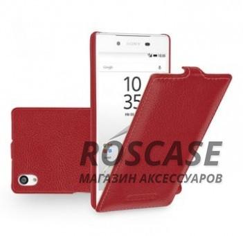 Кожаный чехол (флип) TETDED для Sony Xperia Z5 (Красный / Red)Описание:бренд  - &amp;nbsp;Tetded;разработан для Sony Xperia Z5;материал  -  натуральная кожа;тип  -  флип.&amp;nbsp;Особенности:в наличии все функциональные вырезы;легко устанавливается;тонкий дизайн;безмагнитная застежка;защита от механических повреждений;на чехле не заметны следы от пальцев.<br><br>Тип: Чехол<br>Бренд: TETDED<br>Материал: Натуральная кожа