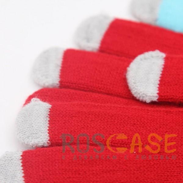 фотография емкостные перчатки