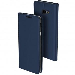 Dux Ducis | Чехол-книжка для Samsung Galaxy J4+ (2018) с функцией подставки и картхолдером