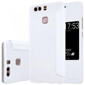 Nillkin Sparkle | Чехол-книжка с функцией Sleep Mode для Huawei P9