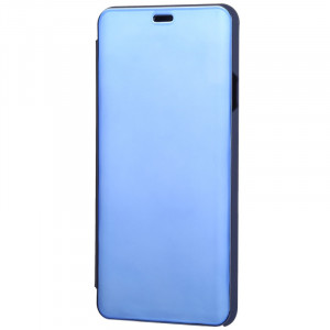 Чехол-книжка RosCase с дизайном Clear View  для Huawei Honor 20i