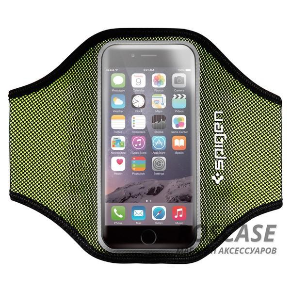 фото неопреновый наручный держатель SGP Sport Armband для Apple iPhone 6/6s (4.7