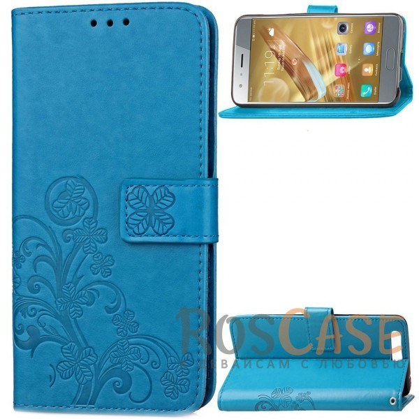 Чехол-книжка с узорами на магнитной застёжке для Huawei Honor 9 (Синий)Описание:совместимость - Huawei Honor 9;материал - искусственная кожа, поликарбонат;тип - чехол-книжка;защита со всех сторон;функция подставки;магнитная застёжка;текстурный узор;внутреннее отделение для пластиковых карт;предусмотрены все функциональные вырезы.&amp;nbsp;&amp;nbsp;&amp;nbsp;<br><br>Тип: Чехол<br>Бренд: Epik<br>Материал: Искусственная кожа