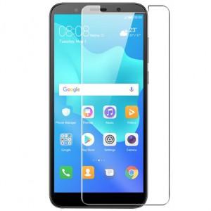 H+ | Защитное стекло для Huawei Y5 (2018) / Y5 Prime (2018) (картонная упаковка)