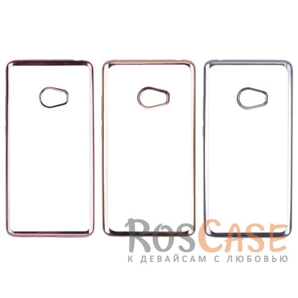 Прозрачный силиконовый чехол для Xiaomi Mi Note 2 с глянцевой окантовкойОписание:совместим с Xiaomi Mi Note 2;глянцевая окантовка;материал - TPU;тип - накладка.<br><br>Тип: Чехол<br>Бренд: Epik<br>Материал: TPU