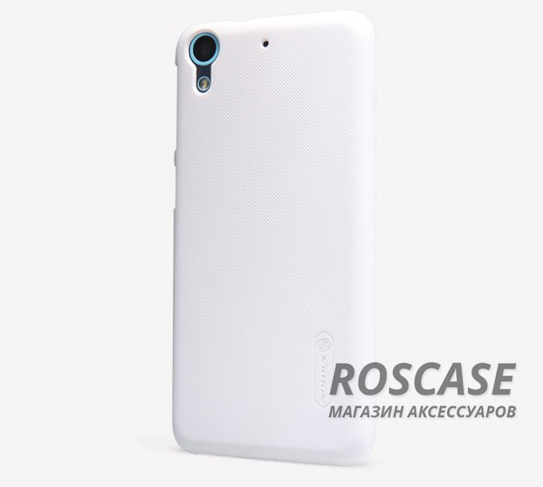Чехол Nillkin Matte для HTC Desire 626/Desire 626G+ Dual Sim (+ пленка) (Белый)Описание:производитель - компания&amp;nbsp;Nillkin;материал - поликарбонат;совместим с HTC Desire 626/Desire 626G+ Dual Sim;тип - накладка.&amp;nbsp;Особенности:матовый;прочный;тонкий дизайн;не скользит в руках;не выцветает;пленка в комплекте.<br><br>Тип: Чехол<br>Бренд: Nillkin<br>Материал: Поликарбонат