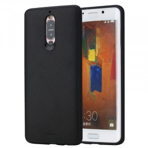 Rock Origin | Чехол для Huawei Mate 9 с карбоновым покрытием