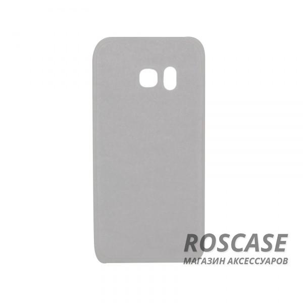 TPU чехол Ultrathin Series 0,33mm для Samsung G930F Galaxy S7 (Серый (прозрачный))Описание:бренд:&amp;nbsp;Epik;совместим с Samsung G930F Galaxy S7;материал: термополиуретан;тип: накладка.&amp;nbsp;Особенности:ультратонкий дизайн - 0,33 мм;прозрачный;эластичный и гибкий;надежно фиксируется;все функциональные вырезы в наличии.<br><br>Тип: Чехол<br>Бренд: Epik<br>Материал: TPU