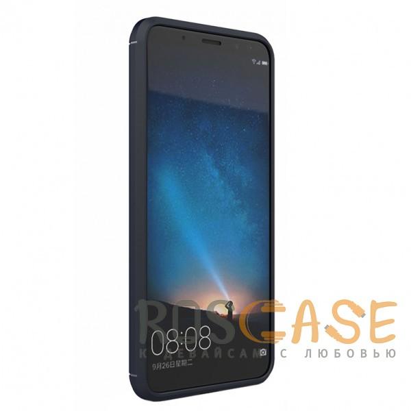 Изображение Синий iPaky Slim | Силиконовый чехол для Huawei Mate 10 Lite