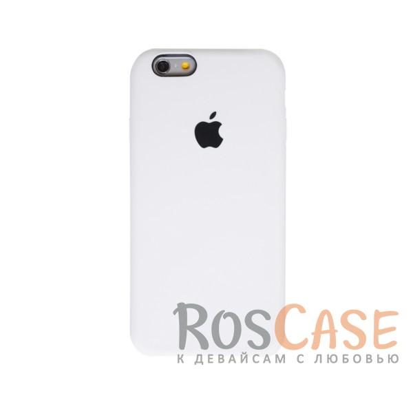 Оригинальный силиконовый чехол для Apple iPhone 6/6s (4.7) (Белый)Описание:материал - силикон;совместим с Apple iPhone 6/6s (4.7);тип чехла - накладка.<br><br>Тип: Чехол<br>Бренд: Epik<br>Материал: Силикон