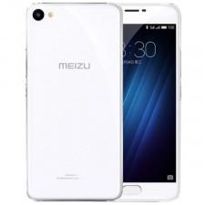 Ультратонкий силиконовый чехол для Meizu U20