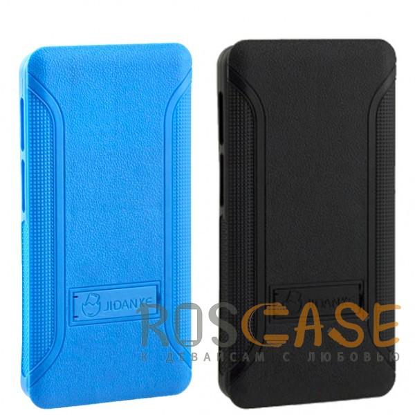 Фото  Jidanke | Универсальный чехол-накладка с силиконовым бампером для смартфонов диагональю 5,3-5,6 дюймов