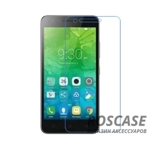 Защитное стекло Ultra Tempered Glass 0.33mm (H+) для Lenovo C2 / C2 Power (картонная упаковка)Описание:совместимо с устройством Lenovo C2 / C2 Power;материал: закаленное стекло;тип: защитное стекло на экран.&amp;nbsp;Особенности:закругленные&amp;nbsp;грани стекла обеспечивают лучшую фиксацию на экране;стекло очень тонкое - 0,33 мм;отзыв сенсорных кнопок сохраняется;стекло не искажает картинку, так как абсолютно прозрачное;выдерживает удары и защищает от царапин;размеры и вырезы стекла соответствуют особенностям дисплея.<br><br>Тип: Защитное стекло<br>Бренд: Epik