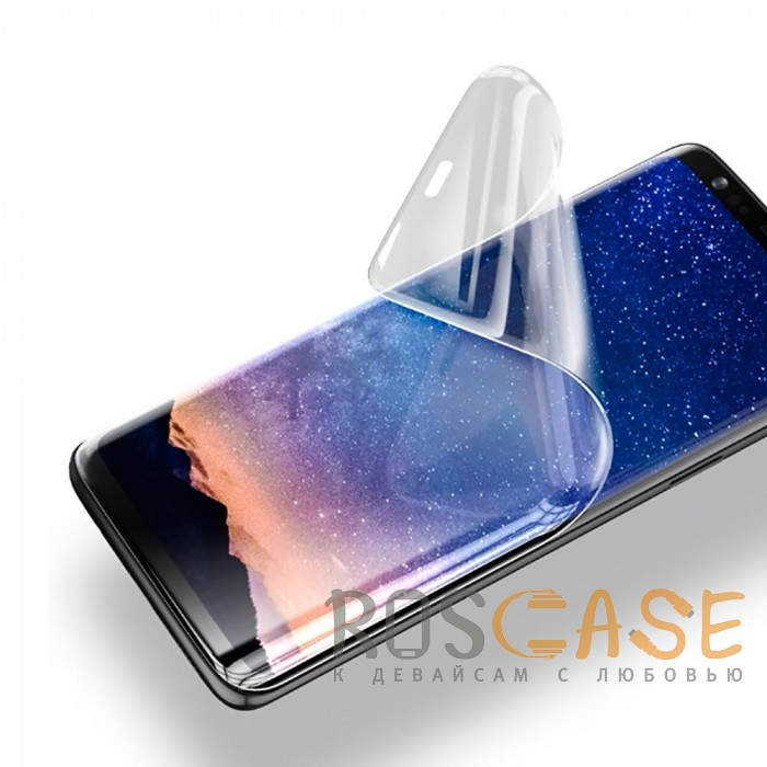 Фотография Гидрогелевая защитная плёнка Rock для Samsung Galaxy S9 (G960F)