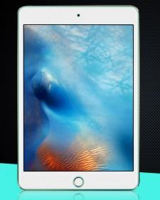 Защитное стекло Nillkin Anti-Explosion Glass Screen (PE+ eye care) для Apple iPad mini 4