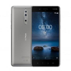 Ультратонкий силиконовый чехол для Nokia 8 Dual SIM