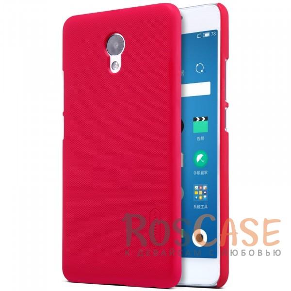 Nillkin Super Frosted Shield   Матовый чехол для Meizu M5 Note (+ пленка) (Красный)Описание:бренд&amp;nbsp;Nillkin;совместим с Meizu M5 Note;материал: поликарбонат;рельефная фактура;тип: накладка;в наличии все функциональные вырезы;закрывает заднюю панель и боковые грани;не скользит в руках;защищает от ударов и царапин.<br><br>Тип: Чехол<br>Бренд: Nillkin<br>Материал: Пластик