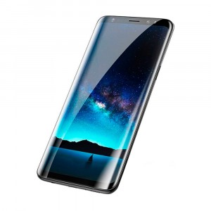 Гидрогелевая защитная плёнка Rock для Samsung Galaxy S9 Plus (G965F)