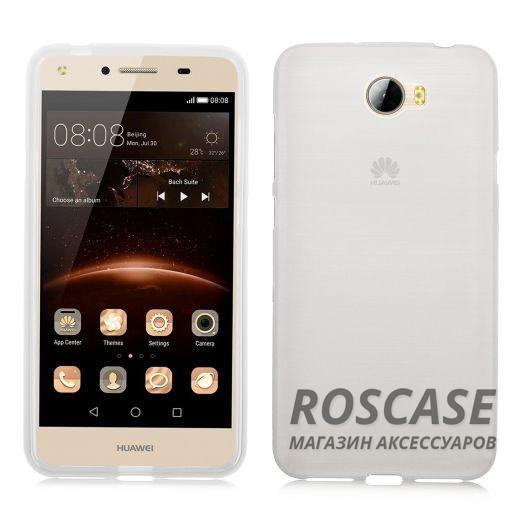 TPU чехол Ultrathin Series 0,33mm для Huawei Y5 II / Honor Play 5 (Бесцветный (прозрачный))Описание:бренд:&amp;nbsp;Epik;совместим с Huawei Y5 II / Honor Play 5;материал: термополиуретан;тип: накладка.&amp;nbsp;Особенности:ультратонкий дизайн - 0,33 мм;прозрачный;эластичный и гибкий;надежно фиксируется;все функциональные вырезы в наличии.<br><br>Тип: Чехол<br>Бренд: Epik<br>Материал: TPU