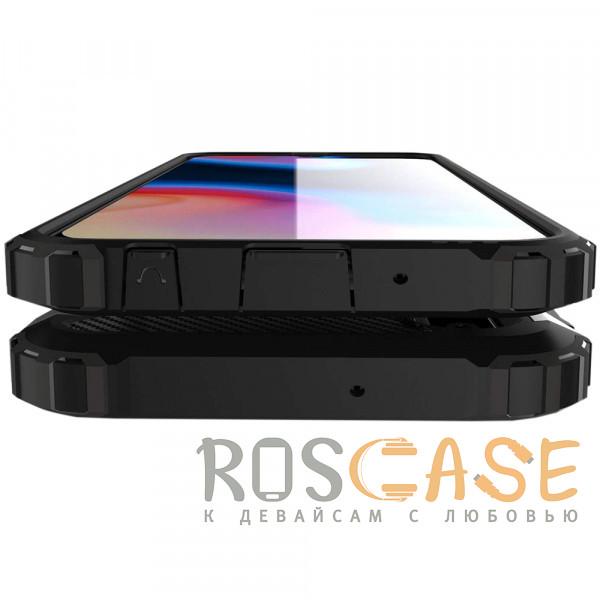 Изображение Черный Immortal | Противоударный чехол для Samsung A405F Galaxy A40