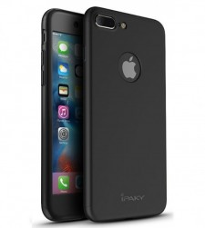 "iPaky 360° | Комплект чехол + стекло для Apple iPhone 7 Plus (5.5"") (полная защита корпуса и экрана)"