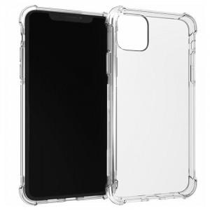 Противоударный силиконовый чехол для iPhone 11 Pro Max с усиленными углами