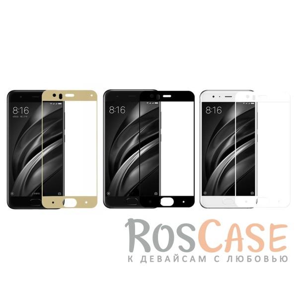 Защитное стекло с цветной рамкой на весь экран с олеофобным покрытием анти-отпечатки для Xiaomi Mi 6Описание:совместимо с Xiaomi Mi 6;материал: закаленное стекло;тип: защитное стекло на экран;полностью закрывает дисплей;толщина - 0,3 мм;цветная рамка;прочность 9H;покрытие анти-отпечатки;защита от ударов и царапин.<br><br>Тип: Защитное стекло<br>Бренд: Epik