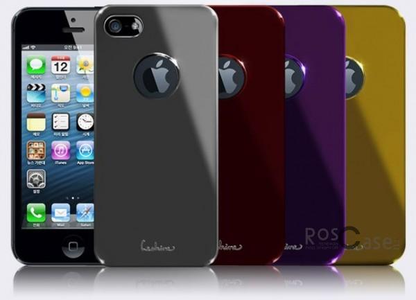 Накладка Dreamplus Luster Mirror Series для iPhone 5 (+ пленка)