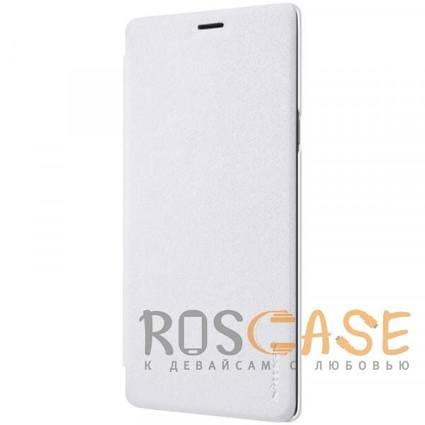 Фотография Белый Nillkin Sparkle | Чехол-книжка для Samsung Galaxy Note 9