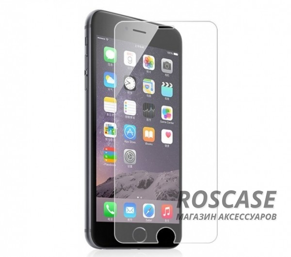 фото защитное стекло Premium Tempered Glass 0.33mm (2.5D) для Apple iPhone 6/6s (4.7