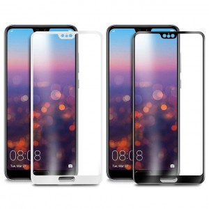 5D защитное стекло для Huawei P20 на весь экран