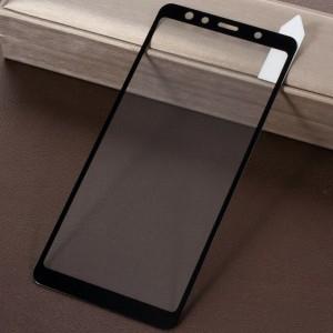 5D защитное стекло для Samsung A750 Galaxy A7 (2018) на весь экран