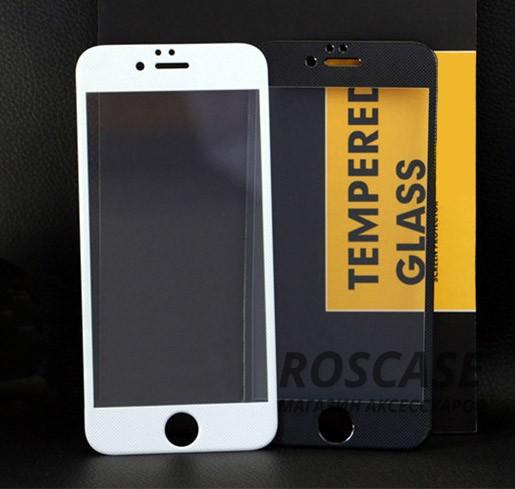 Закаленное защитное стекло 3D Molwey для Apple iPhone 6/6s (4.7) на весь экран (Черный)Описание:бренд  -  Molwey;совместимо с Apple iPhone 6/6s (4.7);материал: закаленное стекло;тип: стекло на экран.&amp;nbsp;Особенности:фактурная поверхность цветной рамки;ультратонкое  -  0,3 мм;закрывает весь экран;прочное;олеофобное покрытие;цветная окантовка;защищает от царапин и ударов.<br><br>Тип: Защитное стекло<br>Бренд: Epik