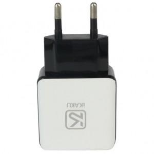 iKAKU Thunder | Сетевое зарядное устройство с двумя разъемами USB (2,5А) для Samsung Galaxy S6 Edge Plus (G928F)