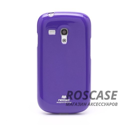фото TPU чехол Mercury Jelly Color series для Samsung i8190 Galaxy S3 mini