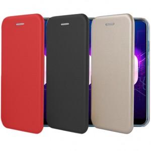 Open Color | Чехол-книжка для Samsung Galaxy S10e с функцией подставки и магнитом