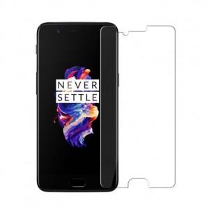 Тонкое гладкое защитное стекло с олеофобным покрытием для OnePlus 5T
