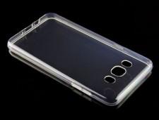Ультратонкий силиконовый чехол для Samsung J510F Galaxy J5 (2016)