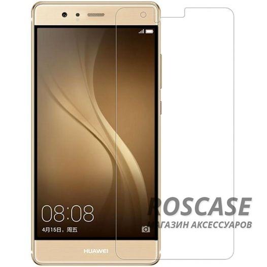 Защитное стекло Ultra Tempered Glass 0.33mm (H+) для Huawei P9 (картонная упаковка)Описание:совместимо с устройством Huawei P9;материал: закаленное стекло;тип: защитное стекло на экран.&amp;nbsp;Особенности:закругленные&amp;nbsp;грани стекла обеспечивают лучшую фиксацию на экране;стекло очень тонкое - 0,33 мм;отзыв сенсорных кнопок сохраняется;стекло не искажает картинку, так как абсолютно прозрачное;выдерживает удары и защищает от царапин;размеры и вырезы стекла соответствуют особенностям дисплея.<br><br>Тип: Защитное стекло<br>Бренд: Epik
