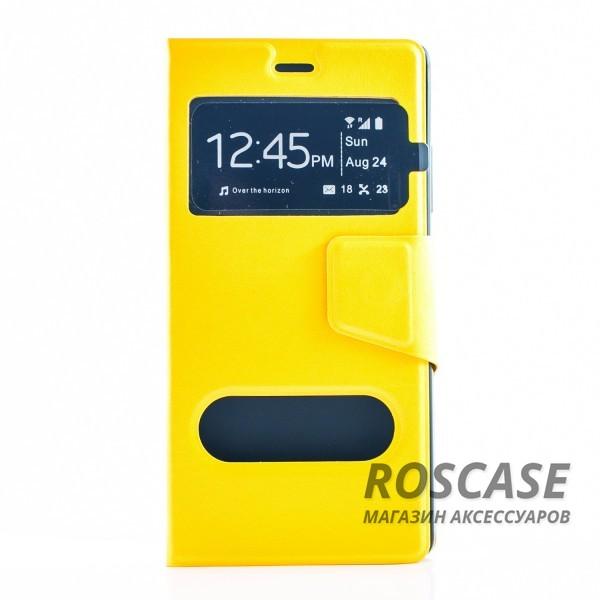 Чехол (книжка) с TPU креплением для Huawei Ascend P8 (Желтый)Описание:разработан компанией&amp;nbsp;Epik;спроектирован для Huawei Ascend P8;материал: синтетическая кожа;тип: чехол-книжка.&amp;nbsp;Особенности:имеются все функциональные вырезы;магнитная застежка закрывает обложку;защита от ударов и падений;в обложке предусмотрены отверстия;превращается в подставку.<br><br>Тип: Чехол<br>Бренд: Epik<br>Материал: Искусственная кожа