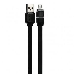 Remax RC-029 | Плоский дата кабель с разъемом MicroUSB (100 см)