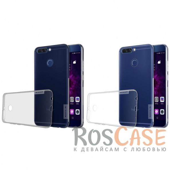 Мягкий прозрачный силиконовый чехол для Huawei P10Описание:бренд:&amp;nbsp;Nillkin;совместимость: Huawei P10;материал: термополиуретан;тип: накладка;ультратонкий дизайн;прозрачный корпус;не скользит в руках;защищает от механических повреждений.<br><br>Тип: Чехол<br>Бренд: Nillkin<br>Материал: TPU