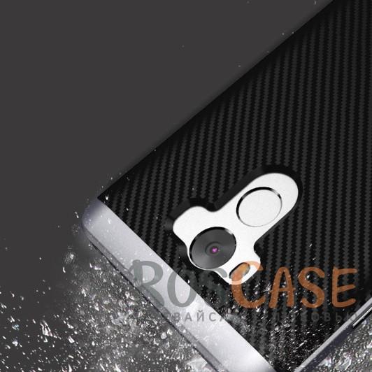 Фотография Черный / Серебряный iPaky Hybrid | Противоударный чехол для Xiaomi Redmi 4 Pro / Redmi 4 Prime